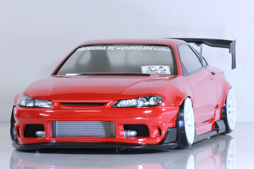 Pandora NISSAN SILVIA S15 ORIGIN Labo Official recognition