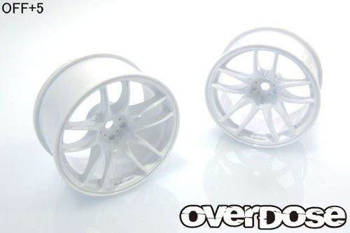Overdose R-Spec Work Emotion CR Kiwami / Offset 5