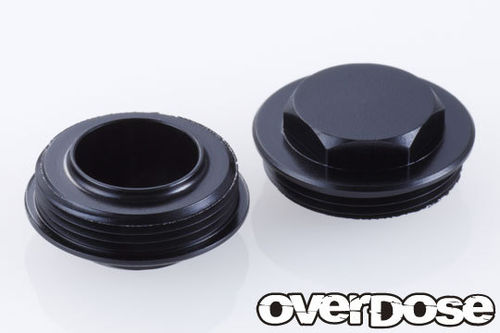Overdose High Capacity Air Chamber Top Cap For HG Shock spec.2 (2pcs)